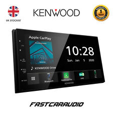 "KENWOOD DMX5020DABS 6.8"" CARPLAY ANDROID AUTO BLUETOOTH DAB+ RADIO DOUBLE DIN"
