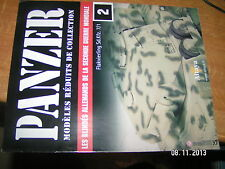 Fascicule PANZER n°2 Flakvierling Sd.Kfz. 7/1 2.Panzer Division Invasion France
