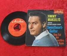 "Single 7"" Jimmy Makulis - Sweetheart Guitar"