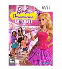 Barbie Dreamhouse Party Game Complete! Nintendo Wii