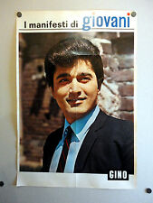 I MANIFESTI DI GIOVANI - Poster Vintage - GINO - 73x50 Cm [42]