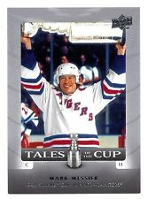 Mark Messier 2008 / 09 Upper Deck Tales Of The Cup Card, # TC2  New York Rangers