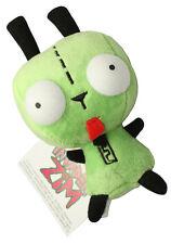 Mini Alien Invader Zim Dog Suit Gir Robot Stuffed Soft Plush Doll Toy 5.5 inch
