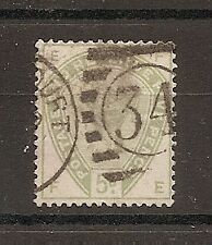 TIMBRE GB GREAT BRITAIN ENGLAND UK N°82 OBLITERE COTE 150 EUROS