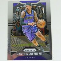 Kentavious Caldwell-Pope Panini Prizm 2019-2020 #224 LA Lakers Basketball Card