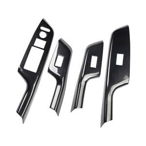 Kit 4x Fensterheberschalter Blenden Abdeckung passt für HONDA Civic 9th 2012-15