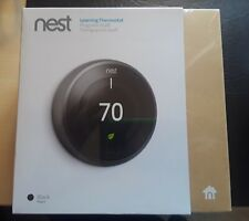 NEW! SEALED BOX! Nest Learning Thermostat 3rd Generation T3016US