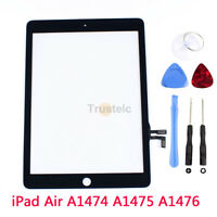 OEM Front Touch Screen Glass Digitizer Replacement for Apple iPad Air 1st +Tools