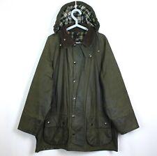 🔥Men's Barbour Wax Beaufort Jacket C 46