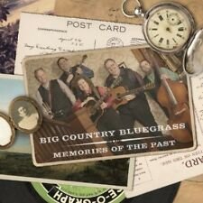 Big Country Bluegrass - Memories of the Past [New CD]