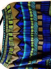 Joan Leslie Skirt size 10  multi-color NEW