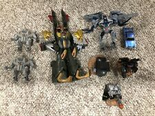 TRANSFORMERS LOT OF 8 CHARACTERS! LOOK!!!