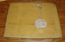 Original 1949 Packard Golden Value of Motordom Dealer Showroom Album 49