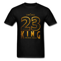 NEW Jordan 23 Men's KING Casual T-Shirt Michael Air Legend Jordan Shirt Top