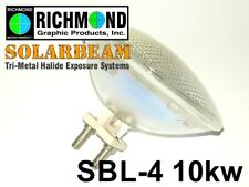 SBL-4 Solarbeam Exposure Light Bulb 10kw for Richmond Graphics ScreenMaker