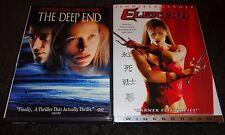 THE DEEP END & ELEKTRA-2 movies-GORAN VISNJIC, TILDA SWINTON, JENNIFER GARNER