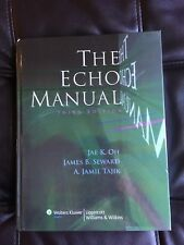 The Echo Manual by Oh Jae K, Seward James B., Tajik, A. Jamil