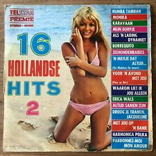 16 HOLLANDSE HITS 2 - LP