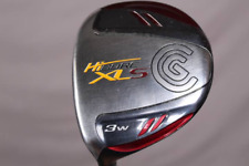 Cleveland HiBore XLS Fairway 3 Wood 15° Stiff LH Graphite Golf Club #1628