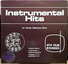 Library Instrumental Hits - Woderful Life LP VG+ UTVR 11 741 German Vinyl