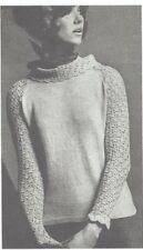 Vogue Vintage Knitting Patterns