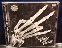 Twiztid & Blaze Ya Dead Homie - Triple Threat CD majik ninja entertainment mne