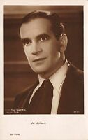 Real Photo Postcard of a portrait of actor and singer Al Jolson~109503