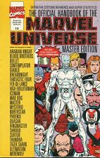 1990 Official Handbook of the Marvel Universe Master Edition #13