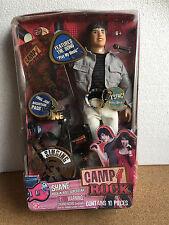 Singing SHANE CAMP ROCK Rock n roll superstar doll 2008 Disney PLAY MY MUSIC new