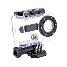 Plongée Sous-marine Boîtier Etanche Coque pour Camera Sport GoPro Hero 2 / 60m