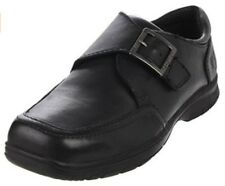 NEW Kenneth Cole Reaction On Check Loafer - Size 13.5 Boys - Black