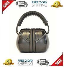 12010Bl 34dB Highest Nrr Safety Muffs Professional Defenders Adjustable Headband