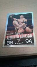 2008 Topps WWF WWE Slam Attax Evolution Limited Edition Batista
