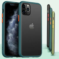 SHOCK Schutzhülle Handy Hülle Case Cover Schutz Apple iPhone 12 | Mini | Pro Max
