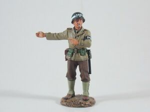 King & Country. US Military Policeman. D-Day '44. DD125. MIB