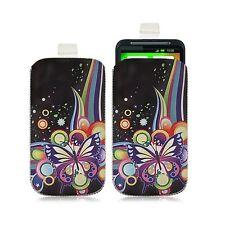 Housse coque étui pochette pour HTC Desire HD avec motif HF05