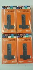 Amazon Fire TV Stick 4K Alexa Remote - LOT OF 4 - $44.95 each,free expedite ship