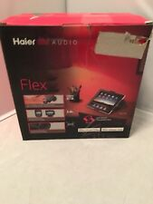 Haier audio flex docking station for Ipad Iphone and Ipod