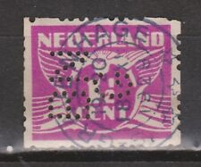 Roltanding 35 PERFIN BNG CANCEL 's GRAVENHAGE Nederland Netherlands syncopated