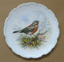 ROYAL ALBERT The Woodland Birds Collection Plate - Chaffinch