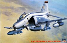 Hasegawa PT09 F-4G PHANTOM II Wild Weasel (One Piece Canopy) 1/48 Scale Kit