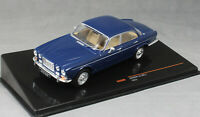 IXO Jaguar XJ Saloon Mk1 MKI in Dark Blue 1972 CLC292 1/43 NEW