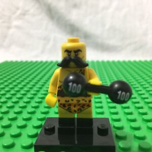 Circus Strongman Minifigure - Lego - Series 17 - 71018