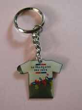 A 'La Francaise Des Jeux' Keyring. French Lottery. French Cycling Team.