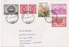 Bélgica 1992 enclave en Países Bajos Barles Hertzog BONITO GUAPA