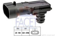 FACET Sensor, presión de sobrealimentación OPEL RENAULT AUDI A3 10.3023
