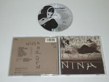 NINA HAGEN / NINA HAGEN (PHONOGRAM 838505-2) Cd Álbum