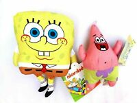 Spongebob Patrick Stuffed Plush Doll Toy Gift Kids Boys Girl Sponge Bob Official