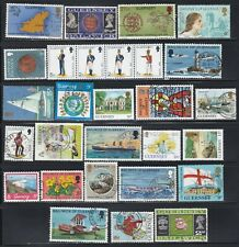 Guernsey - 45 Different Stamps