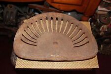 Antique Tractor Seat-Country Western Barn Decor-#1-Americana Primitives